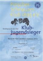 Klub Jugendsieger_Davio